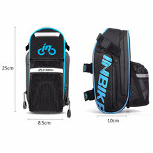 Buy INBIKE Bicycle Saddle Bag Water Bottle Pocket Waterproof MTB Bike Rear Bags Cycling Rear Seat Tail Bag Bike Accessories for $15.62 in AliExpress store