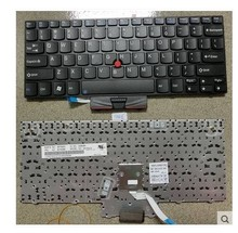 For IBM Lenovo Thinkpad X100 X100E x120 X120E   laptop keyboard US version