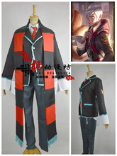 Lol Cosplay The Crimson Reaper Academy Vladimir Cosplay Costume Anime Custom Made Uniform