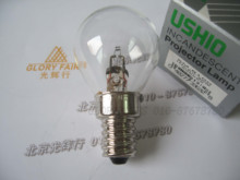 USHIO lamp 8100 6V 30W,Leitz microscope KM150,Welch Allyn 48100 surgical exam inspection lights,SM-8100 6V30W bulb(China)