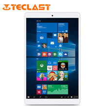 Teclast X80 Plus 8 inch Tablets Dual Boot Windows10 & Android5.1Intel Cherry Trail Z8350/Z8300 2GB+32GB 1280x800 HDMI Tablet PC