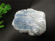 Buy Natural Rough Blue Kyanite Crytstal Stone Minerals Brazil for $25.19 in AliExpress store