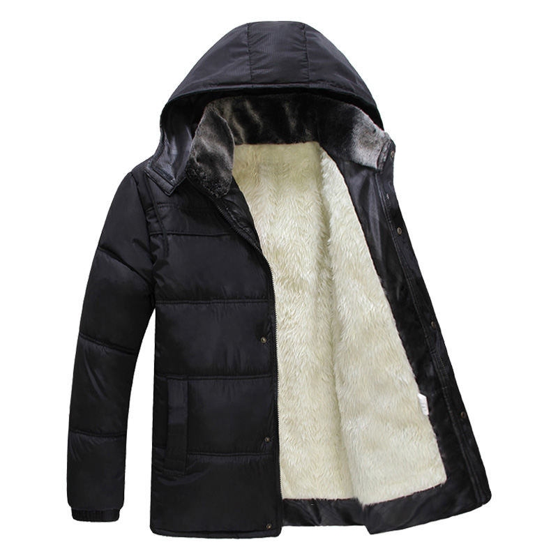 Middle-aged men with hair thickening tank with MAO cap cotton-padded jacket coat winter cotton-padded clothesОдежда и ак�е��уары<br><br><br>Aliexpress