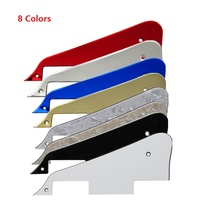 HOT 8PCS/Pack Electric Guitar Pickguard Scratch Plate For LP Style Guitar Parts Replacement ,8 Colors