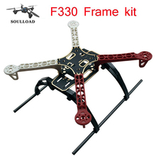 F330 Quadcopter Frame with Landing Gear 300mm RC FPV Multicopter Frame Kit for KK MK MWC PCB(China)