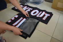 Custom Canvas Banner Printing With Velcro,Heat/ Dye Sublimation Printed Weaving Woven Fabric