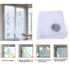 Home Anti-Insect Fly Bug Mosquito Door Window DIY Curtain Net Mesh Protector