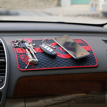 28*17cm Auto Non-slip Mat Anti-slip Sticky Mats Car Pad Holder for Mobile Phone PDA Mp3 Key Coin Car-Styling Accessories