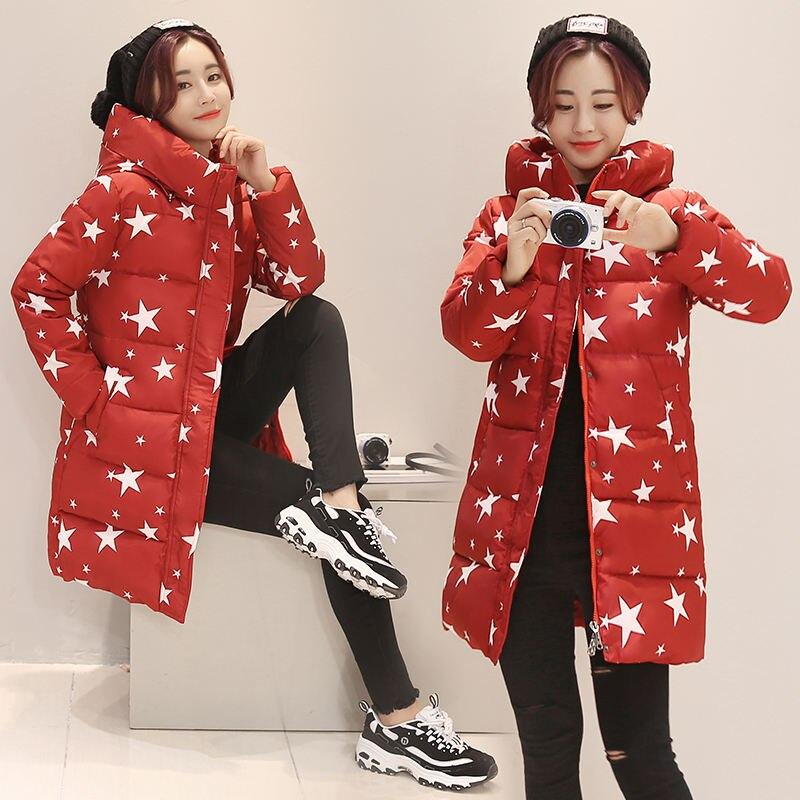 Hot Sale New Autumn Winter Women Jacket Coats Korean Long Hooded Down Jacket Parkas Student Warm Cotton Jacket Femininas  C454Одежда и ак�е��уары<br><br><br>Aliexpress