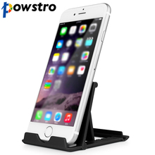 Phone Stand Desk Holder Universal Adjustable Cell Phone Mini Holder Foldable Smartphone Phone Bracket for iPhone Samsung Ipad(China)
