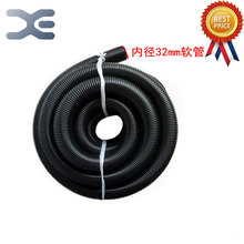 High Quality 1m General Vacuum Cleaner Accessories Hose Vacuum Cleaner Threaded Pipe Diameter 32mm Corrugated Pipe