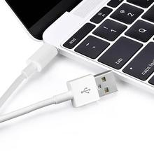 Usb Aux Cable  USB2.0 to Type C USB-C Male Data Charge Charging Cable for Oneplus 2 Two MacBook Free Shipping Yun