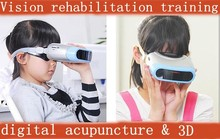Chinese Acupuncture Atong I 3D Visual recovery equipment Treatment of myopia instrument,eye massager free shipping