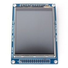 3.2 Inch ILI9341 TFT LCD Display Module Touch Panel For Arduino(China)