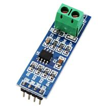 FREE SHIPPING 5PCS/LOT MAX485 module, RS485 module, TTL turn RS - 485 module, MCU development accessories for arduino(China)