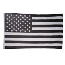 1 Pcs 90*150cm RawyalCrafts American Flag Tapestry Patriotic Wall Hanging USA Flag Tapestry Dorm decor 3x5 FT white black line
