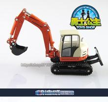 Free shipping ! 2014 super cool !1 : 50 alloy slide Small crawler excavator construction vehicles toy models,Children's favorite