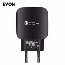 For Quick Charge 3.0 QC 3.0 USB Turbo Wall Fast Travel Charger For SAMSUNG Note 8 S8 Plus HUAWEI P9 Zenfone 3 HTC 10 A9 LG G5 G6(China)
