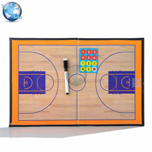 New basketball Tactics Board Outdoor Football Soccer Coach Match Training Tactical Plate Coaching Board Kits Traning Accessories