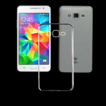 2016 Real Cheap Prices Cell phone Cases 0.3mm Crystal Clear Soft TPU Cover Case for Samsung Galaxy Grand Prime G530 Hillsionly