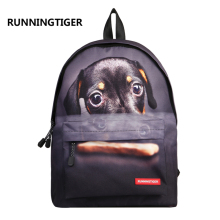 15 inch dog cat School Bags 5 color Mochilas Transformers Backpacks Boy and girl Favourite Cartoon Bag Dayback Women Travel Bags