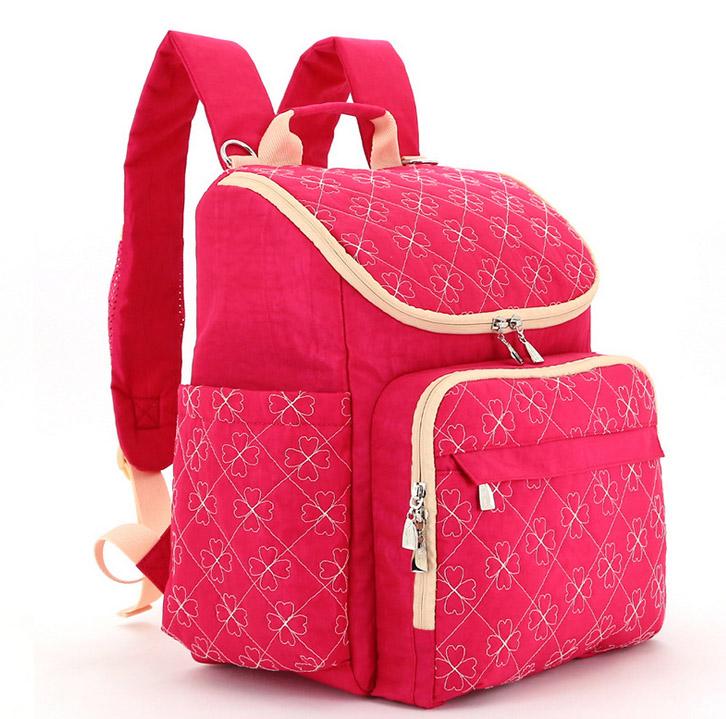 Diaper Bag Fashion Mummy Maternity Nappy Bag Brand Baby Travel Backpack Diaper Organizer Nursing Bag For Baby Stroller Wetbag (8)