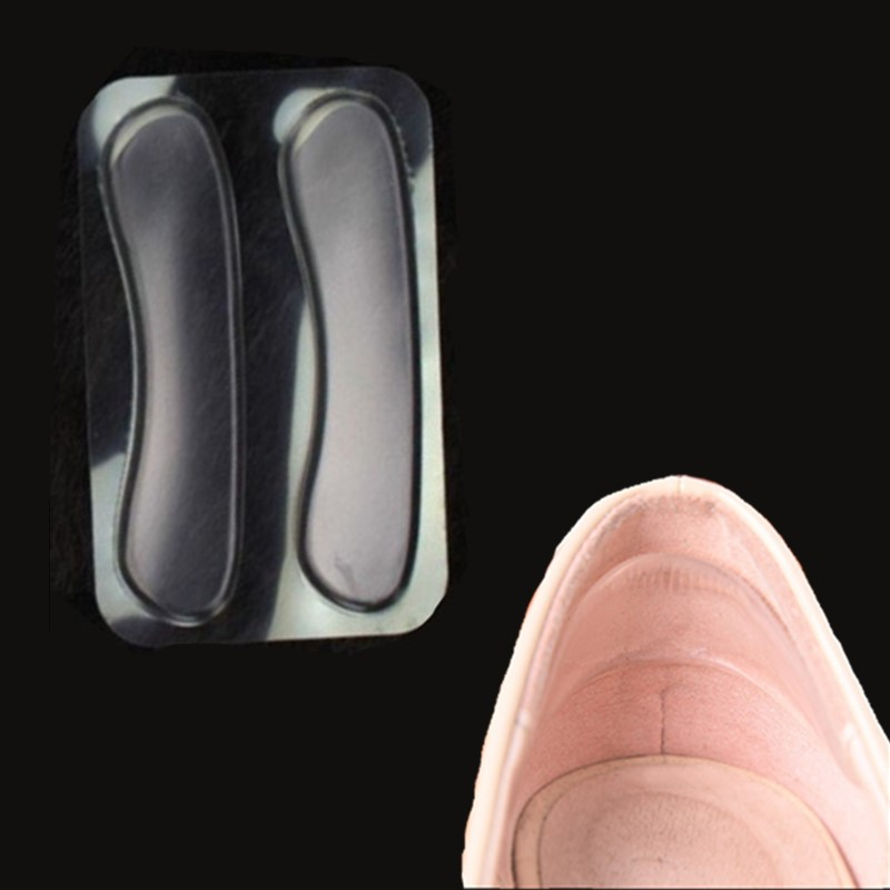 Insoles Gel Elastic Shoe High Heel 1 Pair Shoe Pad Forefoot Silicone Comfy