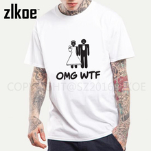 Game Over couples interesting t shirt 3d printed 2016 new Europe and the United States sell like hot cakes T shirt men(China)