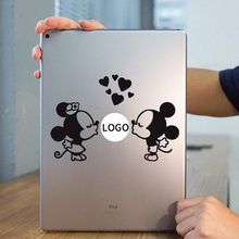 Sweet Micky & Minnie Laptop Sticker for Apple iPad Decal Air / 1 /2 / 3 / 4 / Mini Surface Book Tablet PC Skin Notebook Sticker