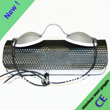 new arrival stainless steel lase goggles 190-10600nm O.D 7+(Hong Kong)