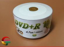 Wholesale 10 discs A+ Big Bananas 16x 4.7 GB Blank Printable DVD+R