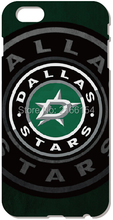 Dallas Stars Cover For iphone 5 5S SE 5C 6 6S 7 Plus Touch 5 6 For Samsung Galaxy S3 S4 S5 Mini S6 S7 Edge Note 3 4 5 C5 Case(China)