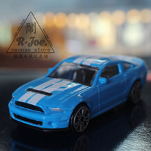 1:64 Alloy car model car series Sports car Ford Mustang Super sports car Children like the gift Family Collection Decoration(China)