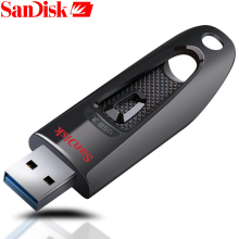 SanDisk 100% Original Z48 USB Flash Drive 64GB 16GB 32GB 128GB USB 3.0 Memory Stick 100MB/S read Speed mini Pen Drives
