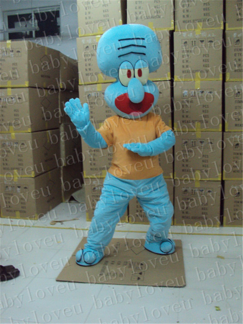 popular costume squidward buy cheap costume squidward lots from
