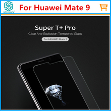 For Huawei Mate 9 Super T+ Pro Clear Anti-Explosion Tempered Glass Screen Protector 2.5D Arc Edge Glass Film For Mate 9 Nillkin