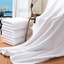New white color Bath towel for hotel use, also suitalbe for swimming towel and summer beach towel