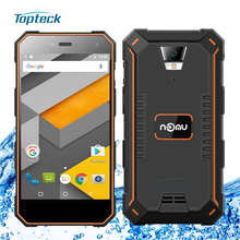 "NOMU S10 IP68 Waterproof Shockproof 4G 5000mAh OTG Smartphone Android 6.0 MTK6737 5.0"" IPS Cellphone 2GB + 16GB 8MP Mobile Phone(China)"