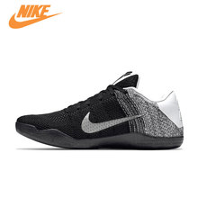 Original New Arrival Authentic Nike Kobe 11 Elite Low Men's Breathable Basketball Shoes Sports Sneakers Trainers(China)
