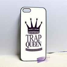 Fetty Wap Trap Queen fashion cell phone case cover for iphone 4 4s 5 5s 5c SE 6 6s plus 7 plus #N4473
