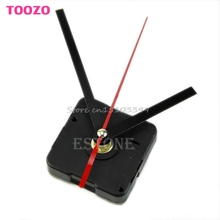 Quartz Clock Movement Mechanism DIY Repair Tool Parts Black + Hands 05 #G205M# Best Quality