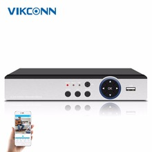 VIKCONN 8CH H.264+ 5.0MP AHD TVI CVI DVR Video Recorder Hybrid XVR for 5.0MP AHD CCTV Video Surveillance System Cameras(China)
