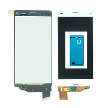 4.6'' For Sony Xperia Z3 compact Z3 mini D5803 D5833 LCD Display with Touch Screen Digitizer Assembly +adhesive Sticker