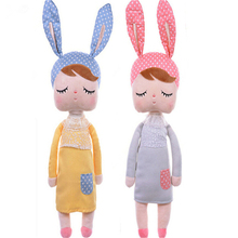 Cute Rabbit Doll Baby Bunny Plush Catoon Toys Stuffed Animals Panda Bee Dolls for Girls Baby Stuffed & Plush Animals Kids Toy F5