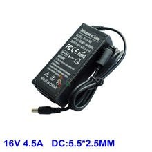 16V 4.5A 72W Laptop AC DC Adapter Battery Power Supply Charger for Lenovo ThinkPad For IBM X40 X41 130 235 240X 240Z 390 340(China)