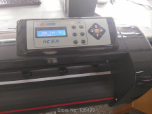 Best selling Professional High accuracy cutting ploter printing, come with SignMaster software(China)