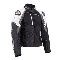New motorcycle clothing ride service mesh breathable popular brands racing clothing riding jackets windproof(China)