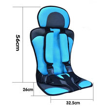 Accessories Comfortable baby Cartoon safety seat market Baby Travel System protection baby car chairs seat free shipping sale(China)