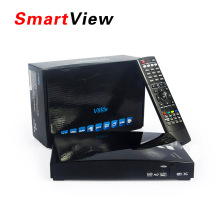Original V8Se Satellite Receiver AV output Support USB Wifi WEB TV Biss Key 2xUSB Youporn CCCAMD