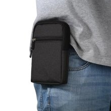 Outdoor Holster Waist Belt Pouch Wallet Phone Case Cover Bag Homtom HT3 Pro HT5 HT7 HT10 HT16 HT17 / pro - Cui Man Store store